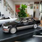 New IVY 118 Scale Die Cast Resin Car Model LEXUS LS400 Black Limited Collection
