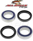 Rear Wheel Bearings Yamaha YFM 350 Raptor 04-12 ALL BALLS 25-1508