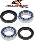 Rear Wheel Bearings Ninja ZX11 ZZR1200 ZX7RR ZX9R Kawasaki ALL BALLS 25-1102