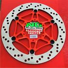 TOMOS 125 SM 4T 05 06 NG FRONT BRAKE DISC GENUINE OE QUALITY UPGRADE 1103