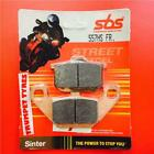 Kawasaki Z 450 LTD 84 > ON SBS Front Brake Pads Sinter Set OE QUALITY 557HS