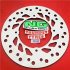 HONDA 400 NX 4 FALCON 03 NG REAR BRAKE DISC GENUINE OE QUALITY UPGRADE 656