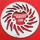 MALAGUTI 50 XSM SUPERMOTARD 03 - 10 NG REAR BRAKE DISC OE QUALITY UPGRADE 836