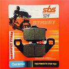 Kawasaki Z 750 Turbo 84 > ON SBS Rear Brake Pads Ceramic Set OE QUALITY 557HF
