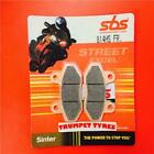 Hyosung RX 125 SM XRX 125 07 > ON SBS Front Brake Pads Sinter Set OE QUALITY