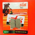 SHERCO SE 450 4.5i Enduro 05 > 11 SBS Rear Off Road Sinter Brake Pads OE 790SI