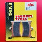 Gilera 600 Nordwest 91 > ON SBS Front Race Sinter Brake Pads OE QUALITY 601RS