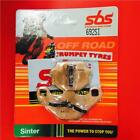 Cagiva 125 W 8 96 > ON SBS Rear Off Road Sinter Brake Pads Set 692SI