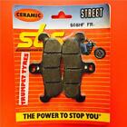 Gilera RC 600 Top Rally 90 > ON SBS Front Ceramic Brake Pads OE QUALITY 608HF