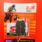 Yamaha TT R 125 LW 00 > ON SBS Front Off Road Race Sinter Brake Pads 589RSI