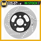 MetalGear Brake Disc Rotor Front L for SUZUKI TR 50 Street Magic SD II 2002