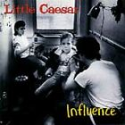 Influence by Little Caesar (Metal) (CD, May-1992, preowned good condition