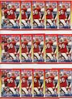 CORTEZ KENNEDY 15 CARD 1990 SCORE FOOTBALL ROOKIE CARD COLLECTION LOT SEAHAWKS