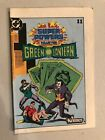 Vintage GREEN LANTERN Kenner Action Figure 1983 SUPER POWERS Mini Comic Book 11