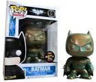 FUNKO POP THE DARK KNIGHT RISES PATINA BATMAN #19 2012 SDCC EXCLUSIVE 480 PCS LE