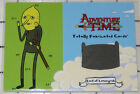 Cryptozoic Adventure Time TF05 Totally Fabricated Card - Earl of Lemongrab Shirt