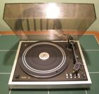 Philips 222 Electronic DC Servo Belt Drive Turntable Made in Holland