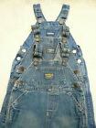 Vtg Lot 3 OshKosh BGosh 12M 24M 4T Kids Toddler Baby Blue Denim Jean Overalls