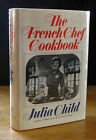 THE FRENCH CHEF COOKBOOK 1982 JULIA CHILD SIGNED1ST EDITION EARLY PRINTING