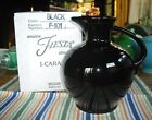 Fiesta BLACK CARAFE JUG  ~ NEW in BOX ~
