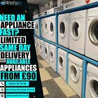 ***OPEN 7 DAYS A WEEK*** DELIVERY ** Washing Machine Washer Cheap Affordable A40