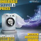***OPEN 7 DAYS A WEEK*** DELIVERY ** Washing Machine Washer Cheap Affordable A43