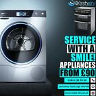 ***OPEN 7 DAYS A WEEK*** DELIVERY ** Washing Machine Washer Cheap Affordable A45