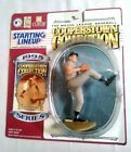 Whitey Ford Figurine Card Kenner Starting Lineup Cooperstown Collection 1995