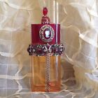 Cartier Altered and Jeweled Vintage Perfume Bottle with Stick Pin
