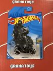 BMW K 1300 R #65 Black Grey Factory Fresh 8/10 2020 Hot Wheels Case H