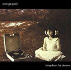 Orange Park : Songs from the Unknown Rock 1 Disc CD