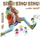 Smalkin, Val : Sing! Sing! Sing! and Dance! Children's Video 1 Disc CD