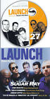 LAUNCH vol 27 music and reviews CD - Sugar Ray The Roots Eminem Cher Underworld