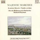 Slovak Philharmonic Orchestra : Majestic Marches CD (2001)