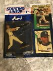 1993  ERIC KARROS - Starting Lineup -SLU - Figure with TWO Cards - L.A. DODGERS