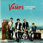 Vamps : Somebody to You Pop CD