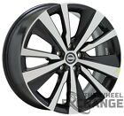 19 Nissan Altima Black wheel rim Factory OEM 2019 2020 62785