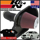 K&N FIPK Cold Air Intake System fits 2012-2015 Chrysler 300 SRT8 6.4L V8