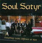 Soul Satyr : Everything Looks Different at 4PM Blues 1 Disc CD