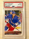 2018-19 Upper Deck Young Guns Rookie Checklist and Gallery 121