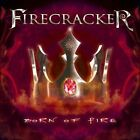 Firecracker : Born of Fire Heavy Metal CD