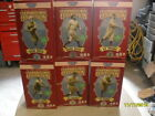 1996 STARTING LINE UP 12in FIGURES LOT OF 6