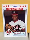 Frank Thomas Rookie Cards and Autograph Memorabilia Guide 30
