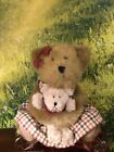 "Boyds Bears ""Thinkin of Ya"" Series Teddy Bear"