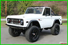 1975 Ford Bronco Storm Trooper 351w Auto 4 Wheel Power Disc P S 1975 Ford Bronco