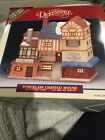 Remax Village Collection Porcelain Lighted House Old Port Cordage Ltd House