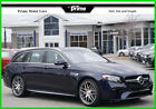 2020 Mercedes Benz E Class AMG E 63 4MATIC+ S Station Wagon Video Tour + New 2020 AMG E 63 S Wagon + Lunar Blue Beige + Forged Wheels +++