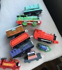 Lot Of THOMAS THE TRAIN & FRIENDS TRACKMASTER TRAIN ENGINES