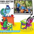 Jeremy Plays Guitar : Rock-Ucation Children's 1 Disc CD