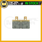 Sintered Brake Pads Rear for VOXAN Charade Racing 996 cc 2006